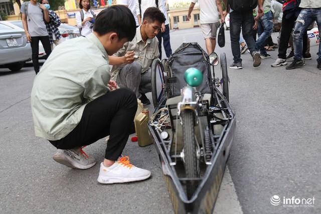 Tự hào chiếc xe Made in Việt Nam, chạy hơn 1.000 km chỉ tốn một lít xăng - Ảnh 3.