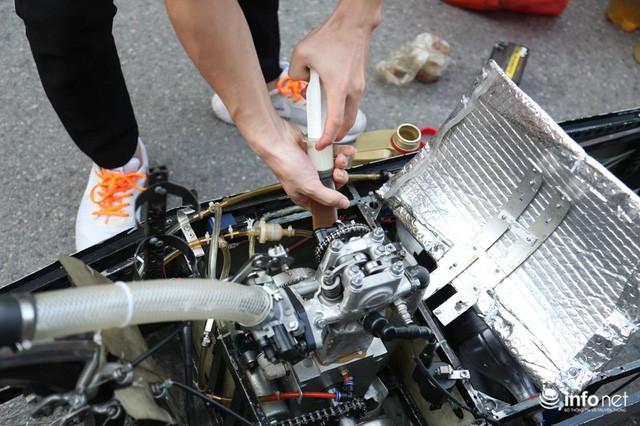Tự hào chiếc xe Made in Việt Nam, chạy hơn 1.000 km chỉ tốn một lít xăng - Ảnh 4.