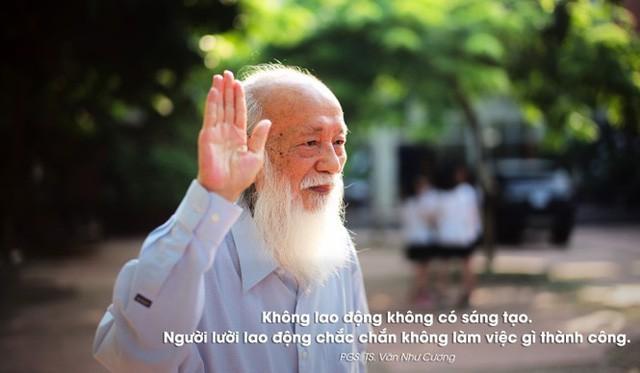 Những câu nói nổi tiếng của ông đồ gàn Văn Như Cương - Ảnh 5.