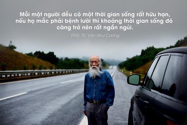 Những câu nói nổi tiếng của ông đồ gàn Văn Như Cương - Ảnh 6.
