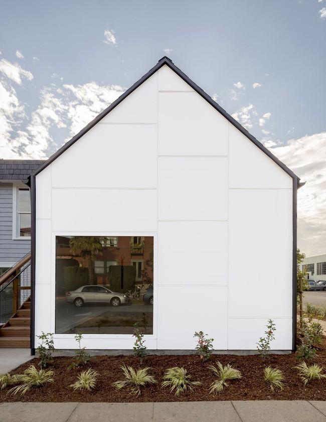 4 ngôi nhà nhỏ xinh được thiết kế siêu ấn tượng, cực hợp với vùng quê yên bình - Ảnh 6.