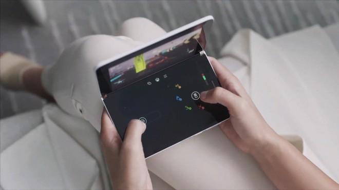 Microsoft bất ngờ ra mắt Surface Duo: Điện thoại hai màn hình chạy Android - Ảnh 10.
