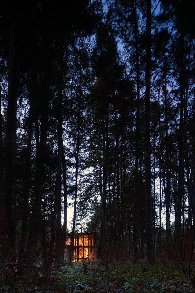 4 ngôi nhà nhỏ xinh được thiết kế siêu ấn tượng, cực hợp với vùng quê yên bình - Ảnh 9.