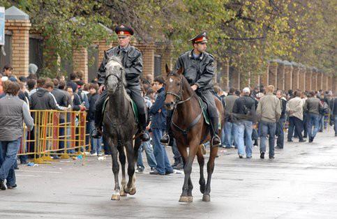 Việt Nam có thể thành lập lực lượng cảnh sát cơ động kỵ binh: Kinh nghiệm và xu hướng quốc tế - Ảnh 2.