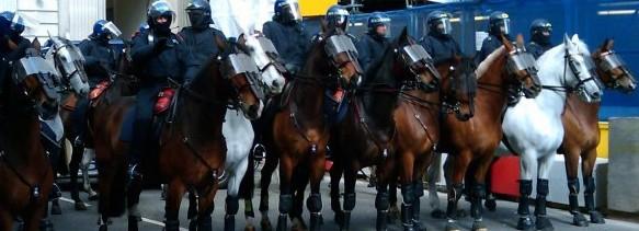 Việt Nam có thể thành lập lực lượng cảnh sát cơ động kỵ binh: Kinh nghiệm và xu hướng quốc tế - Ảnh 7.