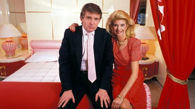 Chuyện thâm cung bí sử từ khi làm quen đến lúc ly hôn của Tổng thống Mỹ với người vợ đầu, hóa ra đàn bà nguy hiểm thế này đây! - Ảnh 2.