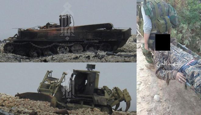 CẬP NHẬT: Tình huống khẩn cấp, QĐ Nga bất ngờ bị tấn công ở Syria - Báo động đỏ - Ảnh 15.