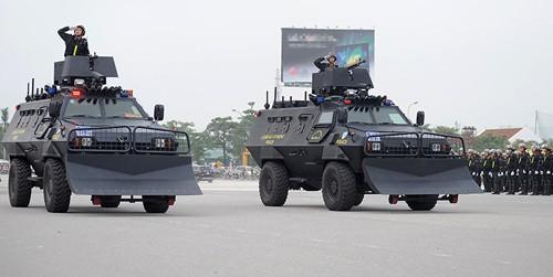 Việt Nam có thể thành lập lực lượng cảnh sát cơ động kỵ binh: Kinh nghiệm và xu hướng quốc tế - Ảnh 8.