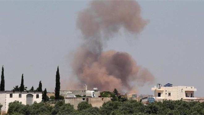 CẬP NHẬT: Tình huống khẩn cấp, QĐ Nga bất ngờ bị tấn công ở Syria - Báo động đỏ - Ảnh 9.