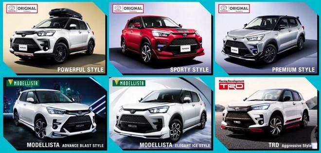 Thông tin chi tiết về chiếc xe SUV giá rẻ nhất của Toyota sắp ra mắt - Ảnh 8.