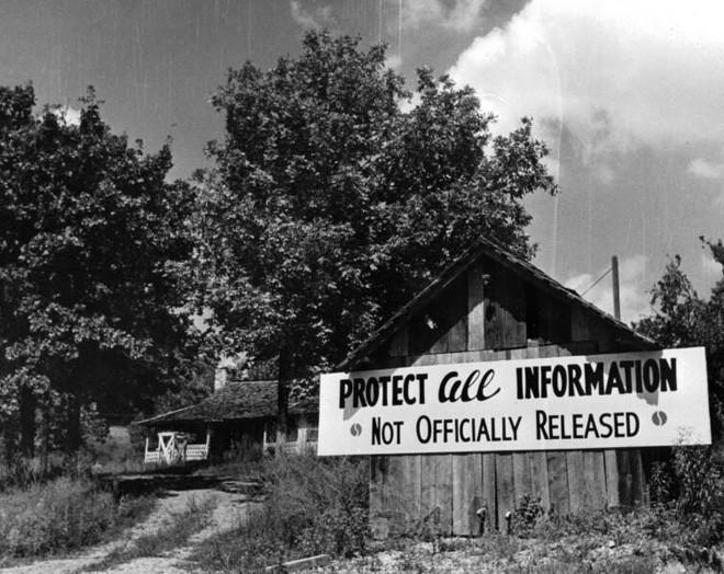 Oak Ridge – Thị trấn nhỏ ra đời bom nguyên tử - ảnh 2