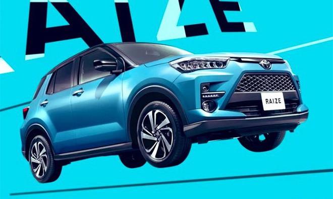 Thông tin chi tiết về chiếc xe SUV giá rẻ nhất của Toyota sắp ra mắt - Ảnh 6.