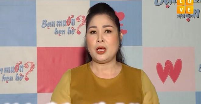 Vì sao Nam Thư bật khóc tuyên bố ngừng làm MC Bạn muốn hẹn hò? - ảnh 4