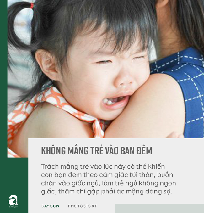 """Đừng bỏ qua quan điểm """"5 không trách, 6 không mắng"""" khi con phạm lỗi, đây mới là bí quyết bố mẹ dạy con khéo - Ảnh 7."""