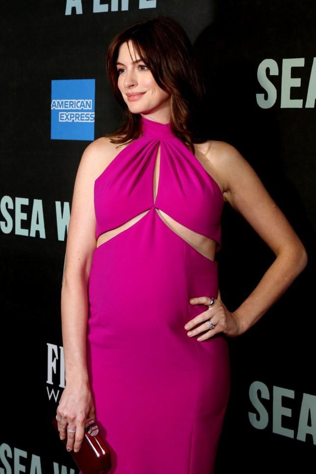 Nhan sắc nóng bỏng của nữ thần sắc đẹp đương đại Hollywood Anne Hathaway - ảnh 17