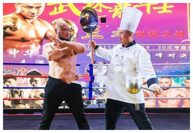 """Võ lâm Trung Quốc xôn xao về trận đấu hi hữu của """"Lỗ Trí Thâm"""" với đối thủ khó ngờ - Ảnh 1."""
