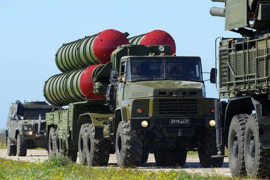Ukraine bất ngờ khai hỏa S-300 dữ dội sát bán đảo Crimea - ảnh 14