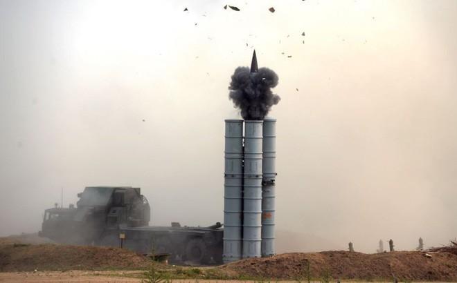Ukraine bất ngờ khai hỏa S-300 dữ dội sát bán đảo Crimea - ảnh 9