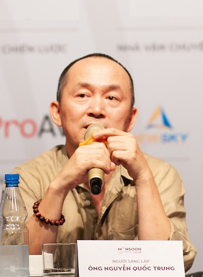 Lễ hội Âm nhạc Gió mùa thiếu vắng ngôi sao đình đám, nhạc sĩ Quốc Trung lên tiếng - ảnh 1