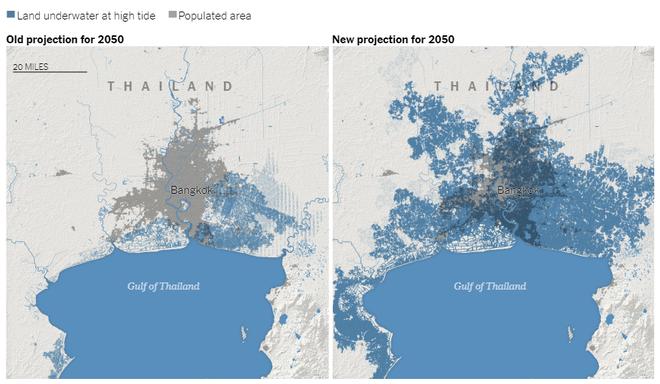 Tạp chí Nature: TP.HCM và hầu hết miền Nam Việt Nam sẽ chìm dưới nước sau 31 năm nữa - Ảnh 2.