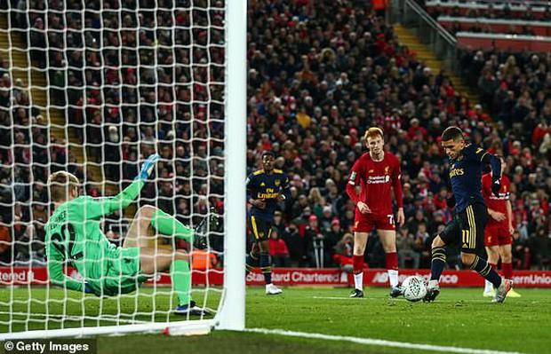Liverpool giành quyền vào tứ kết Cúp Liên đoàn Anh theo một kịch bản không tưởng - Ảnh 2.