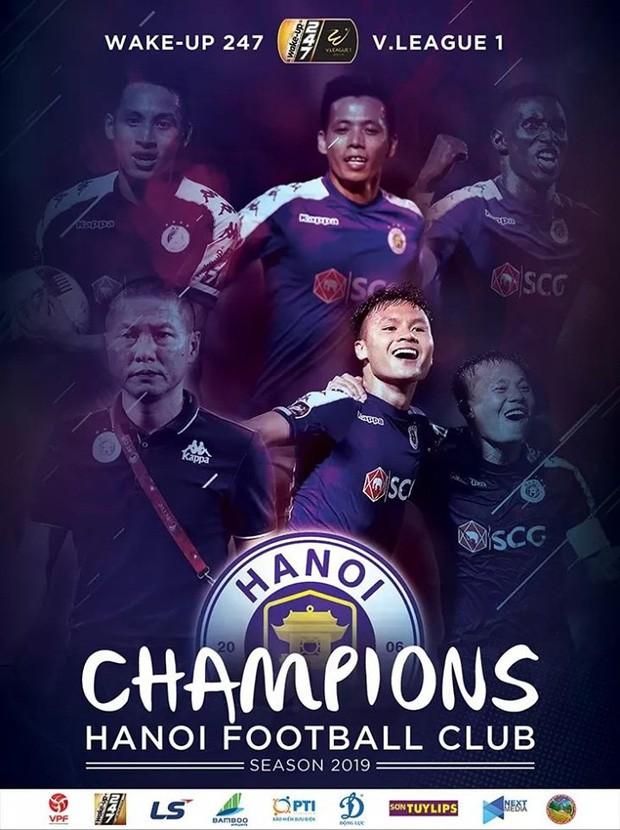 Chung kết Cúp QG 2019: Hà Nội FC thống trị tuyệt đối bóng đá Việt và chuyện dành cả thanh xuân để vô địch - Ảnh 2.