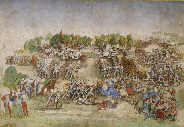 Trận chiến đẫm máu khiến Thụy Sĩ trung lập suốt 500 năm qua - Ảnh 1.