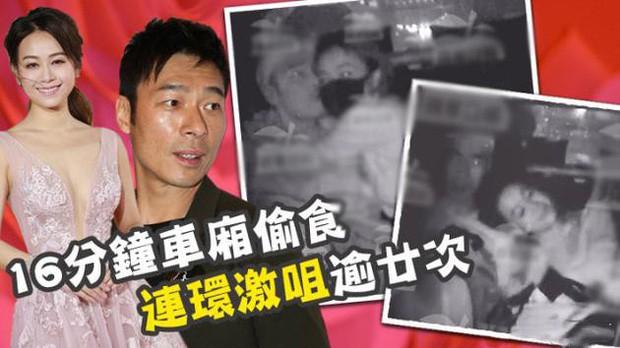 Tin đồn nóng nhất Cbiz hiện nay: Á hậu tiểu tam lỡ có thai, cha đứa trẻ chính là chồng diva hàng đầu Hong Kong? - Ảnh 2.