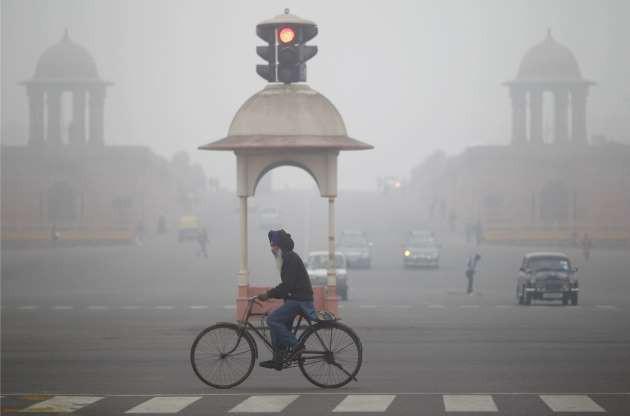 Vẻ đẹp của các thành phố trên thế giới khi chìm trong sương sớm - Ảnh 16.