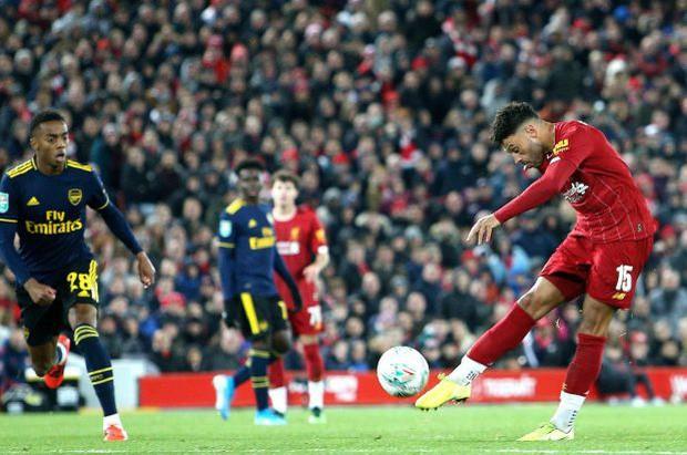 Liverpool giành quyền vào tứ kết Cúp Liên đoàn Anh theo một kịch bản không tưởng - Ảnh 3.