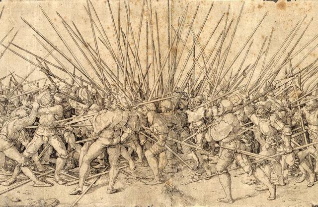 Trận chiến đẫm máu khiến Thụy Sĩ trung lập suốt 500 năm qua - Ảnh 2.