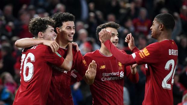 Liverpool giành quyền vào tứ kết Cúp Liên đoàn Anh theo một kịch bản không tưởng - Ảnh 5.