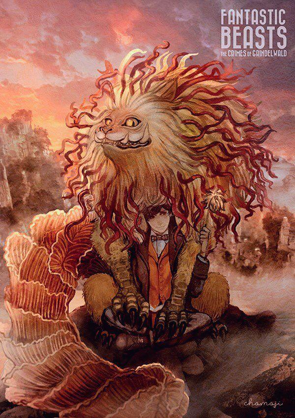 Zouwu - Sinh vật huyền bí bậc nhất trong thế giới Harry Potter - Ảnh 5.