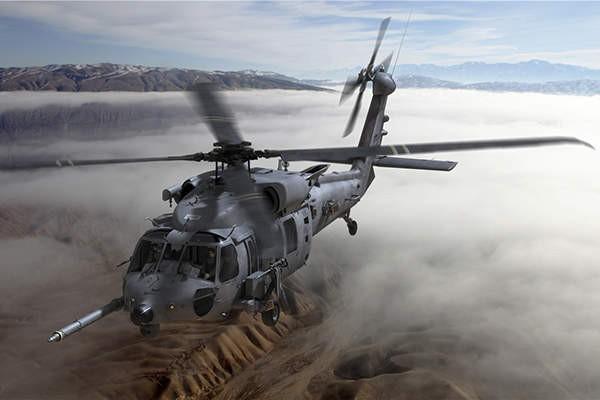 Trực thăng Diều hâu đen chở đặc nhiệm Mỹ tiêu diệt trùm khủng bố IS - ảnh 5