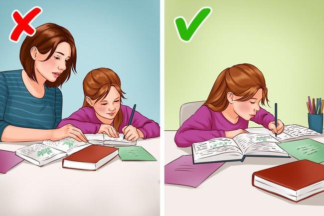 Muốn con lớn lên là người có trách nhiệm và thành công thì ngay bây giờ cha mẹ hãy tập buông tay 10 điều sau - Ảnh 5.