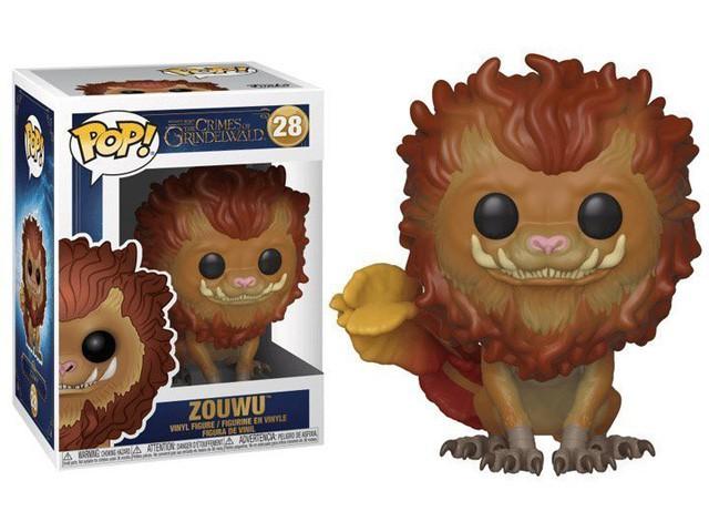 Zouwu - Sinh vật huyền bí bậc nhất trong thế giới Harry Potter - Ảnh 9.