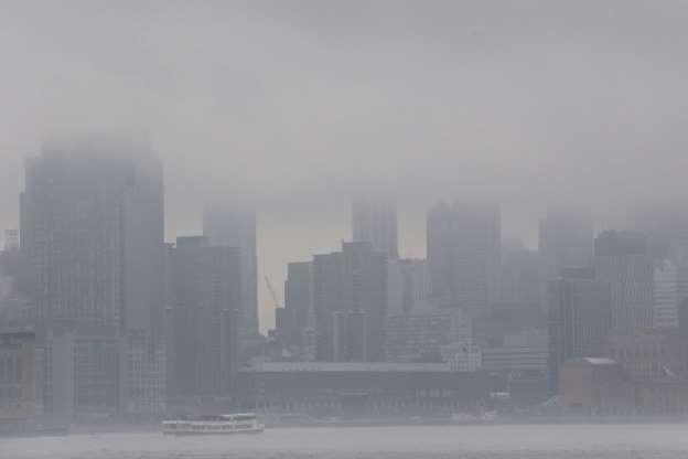 Vẻ đẹp của các thành phố trên thế giới khi chìm trong sương sớm - Ảnh 10.