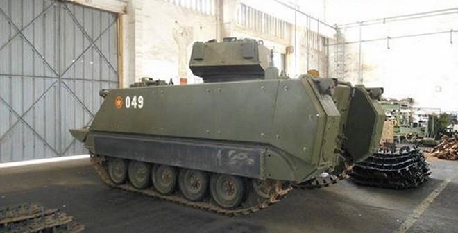 """Hiện đại hóa toàn diện xe thiết giáp M113 với vũ khí """"made in Vietnam: Tại sao không? - Ảnh 3."""