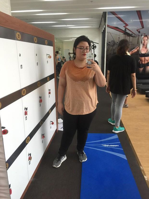 Cô gái tỏ tình thất bại vì nặng hơn 100kg lột xác xinh đẹp nhờ giảm cân: Hoá ra phép màu chính là mất đi 40kg! - Ảnh 3.