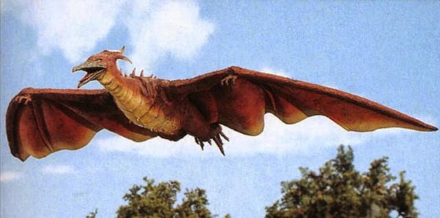 Fire Rodan: Dạng tiến hóa hủy diệt của quái vật Rodan trong MonsterVerse - Ảnh 2.