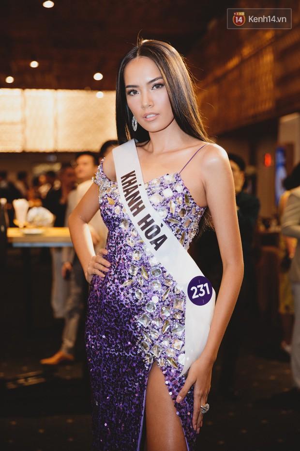 Top 60 Hoa hậu Hoàn vũ Việt Nam chính thức lộ diện: Thúy Vân, Hương Ly cùng đụng độ khoe nhan sắc bất phân thắng bại - Ảnh 4.