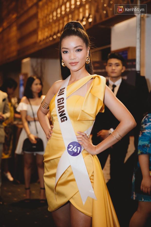 Top 60 Hoa hậu Hoàn vũ Việt Nam chính thức lộ diện: Thúy Vân, Hương Ly cùng đụng độ khoe nhan sắc bất phân thắng bại - Ảnh 5.