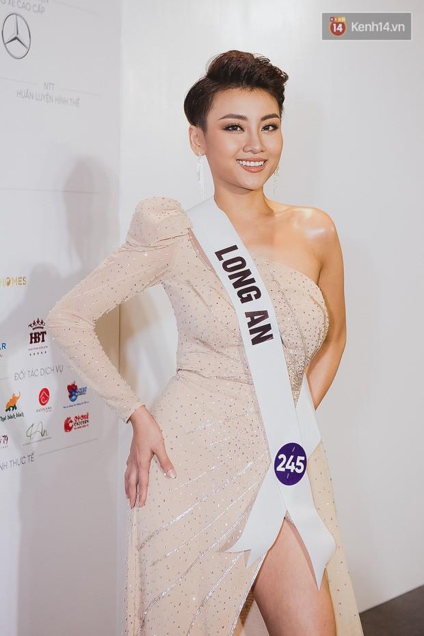 Top 60 Hoa hậu Hoàn vũ Việt Nam chính thức lộ diện: Thúy Vân, Hương Ly cùng đụng độ khoe nhan sắc bất phân thắng bại - Ảnh 6.