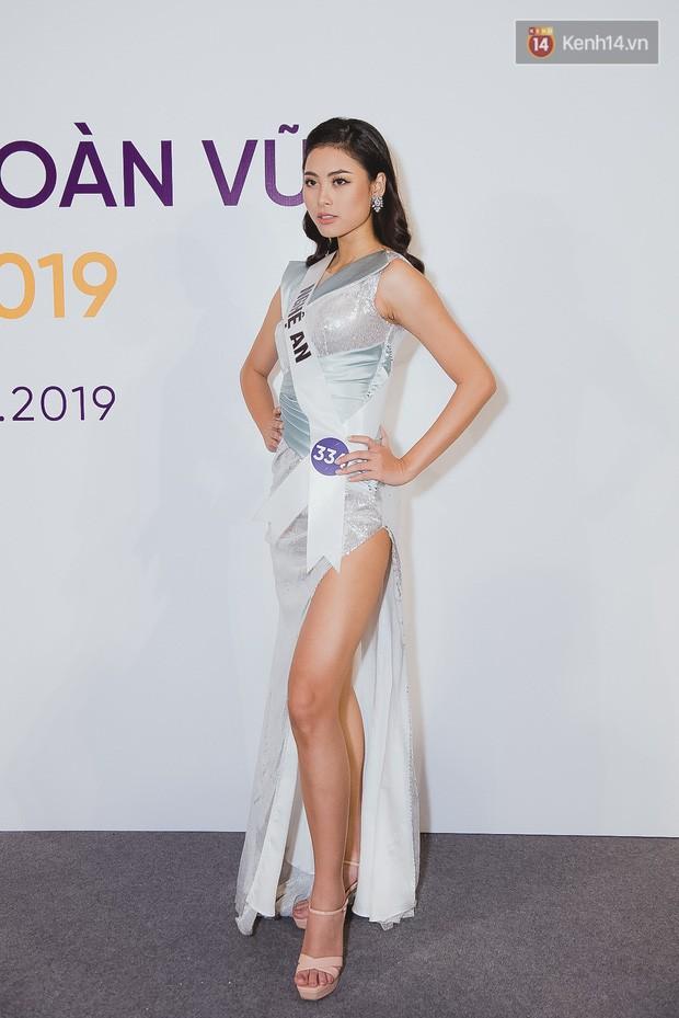 Top 60 Hoa hậu Hoàn vũ Việt Nam chính thức lộ diện: Thúy Vân, Hương Ly cùng đụng độ khoe nhan sắc bất phân thắng bại - Ảnh 7.