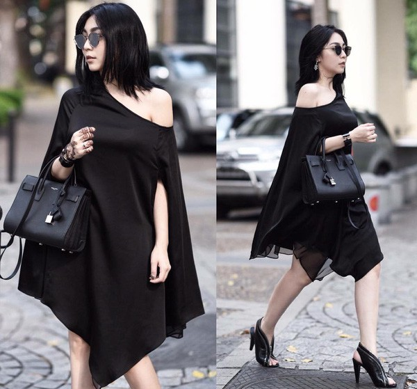 10 đặc điểm tính cách của người thích mặc đồ đen: Số 5 khá đúng - Ảnh 2.