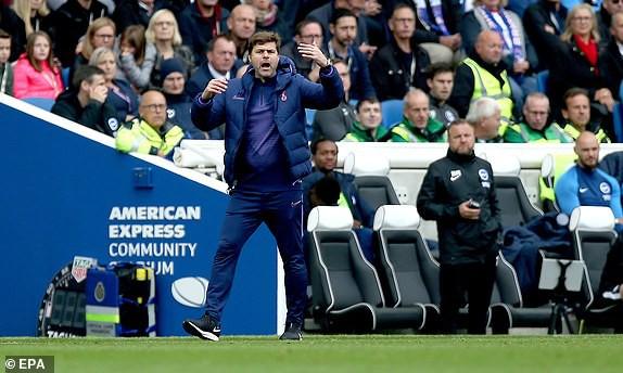 Thủ môn nhập viện gấp vì chấn thương, Tottenham thua bẽ bàng trước đội chiếu dưới - Ảnh 3.
