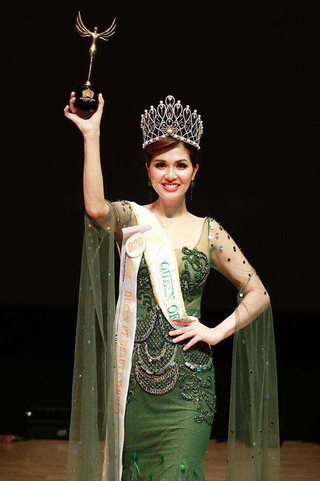 Hoa hậu Việt đang mang thai con thứ 6 cho chồng đại gia nổi tiếng cỡ nào? - Ảnh 3.