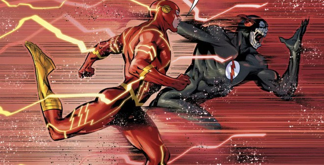 Flash là nhân vật chạy nhanh nhất Đa Vũ trụ DC, vậy 9 cái tên còn lại là những ai? - Ảnh 1.