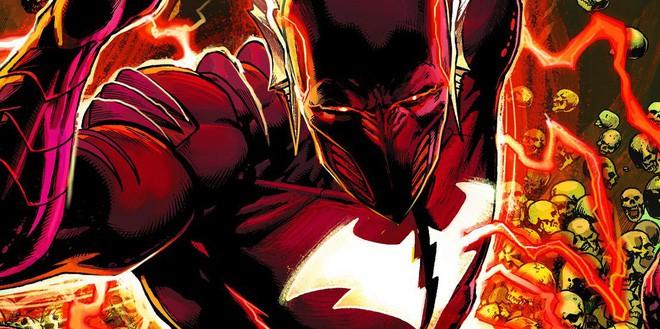 Flash là nhân vật chạy nhanh nhất Đa Vũ trụ DC, vậy 9 cái tên còn lại là những ai? - Ảnh 2.