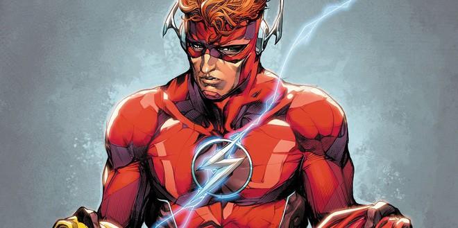 Flash là nhân vật chạy nhanh nhất Đa Vũ trụ DC, vậy 9 cái tên còn lại là những ai? - Ảnh 12.
